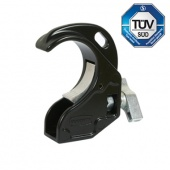 T58400 Twenty Clamp Black